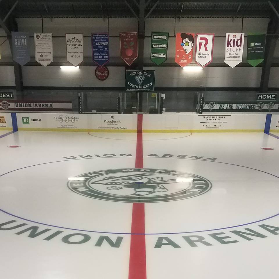 Adult Hockey Leagues Union Arena